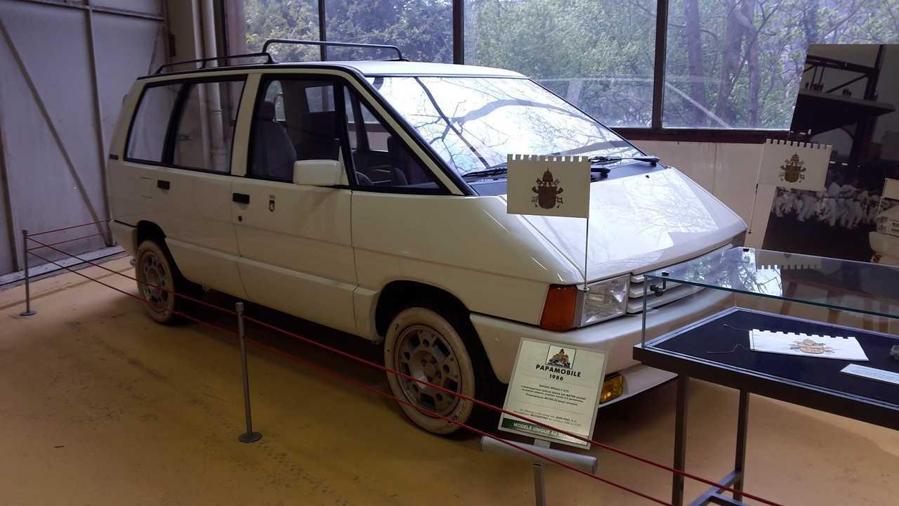 1986 год - Renault Espace