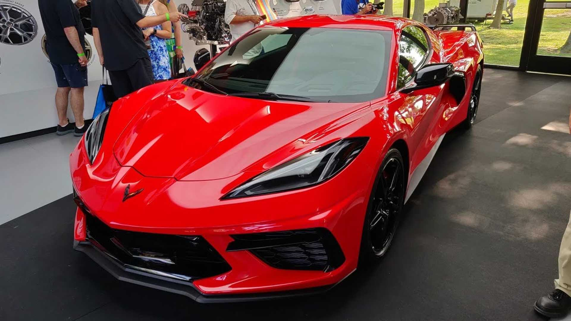 Build and price 2020 corvette