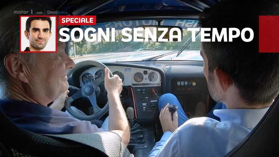Nous sommes montés à bord de la Bugatti EB110 avec Loris Bicocchi