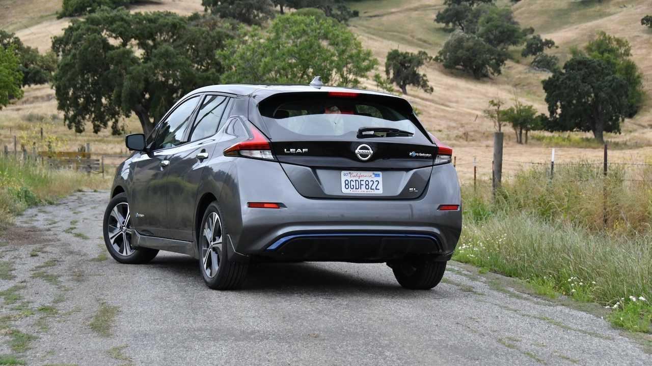2019 Nissan LEAF 40-kWh