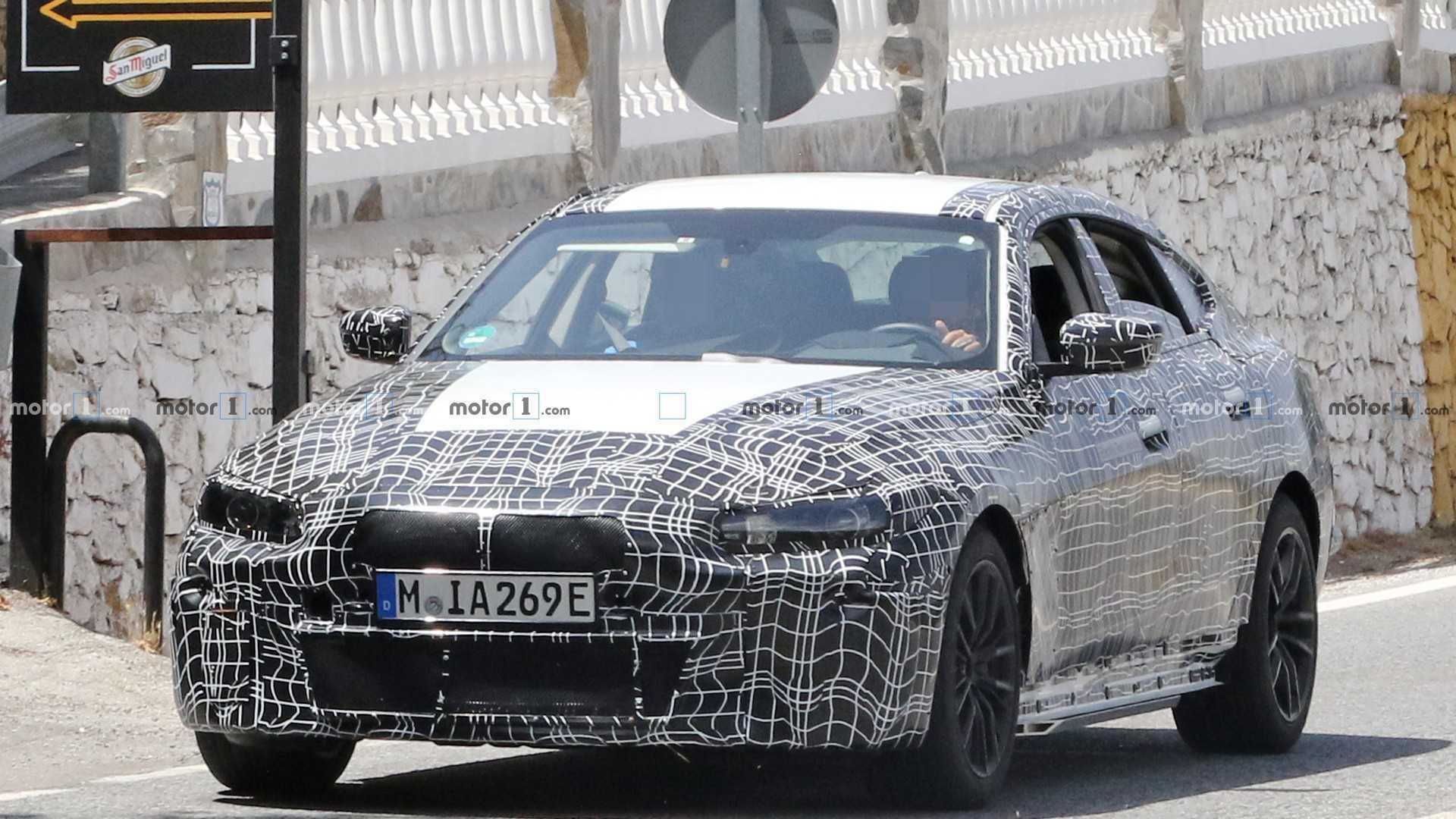2021 BMW i4 65
