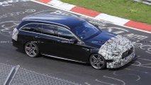 Mercedes-AMG E 63 T-Modell (2020): Facelift mit neuer Front-/Heckpartie erwischt