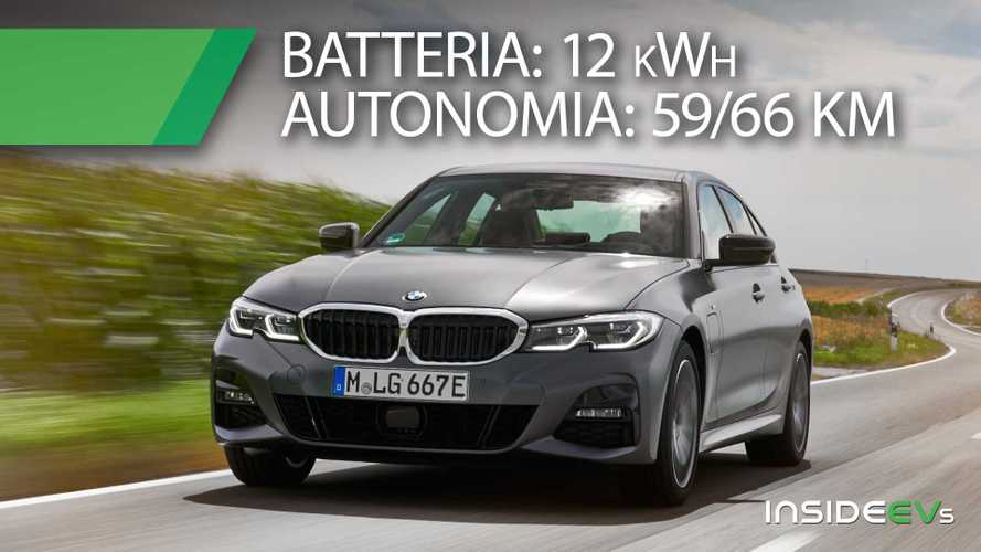 BMW Serie 3 plug-in, per chi ama guidare
