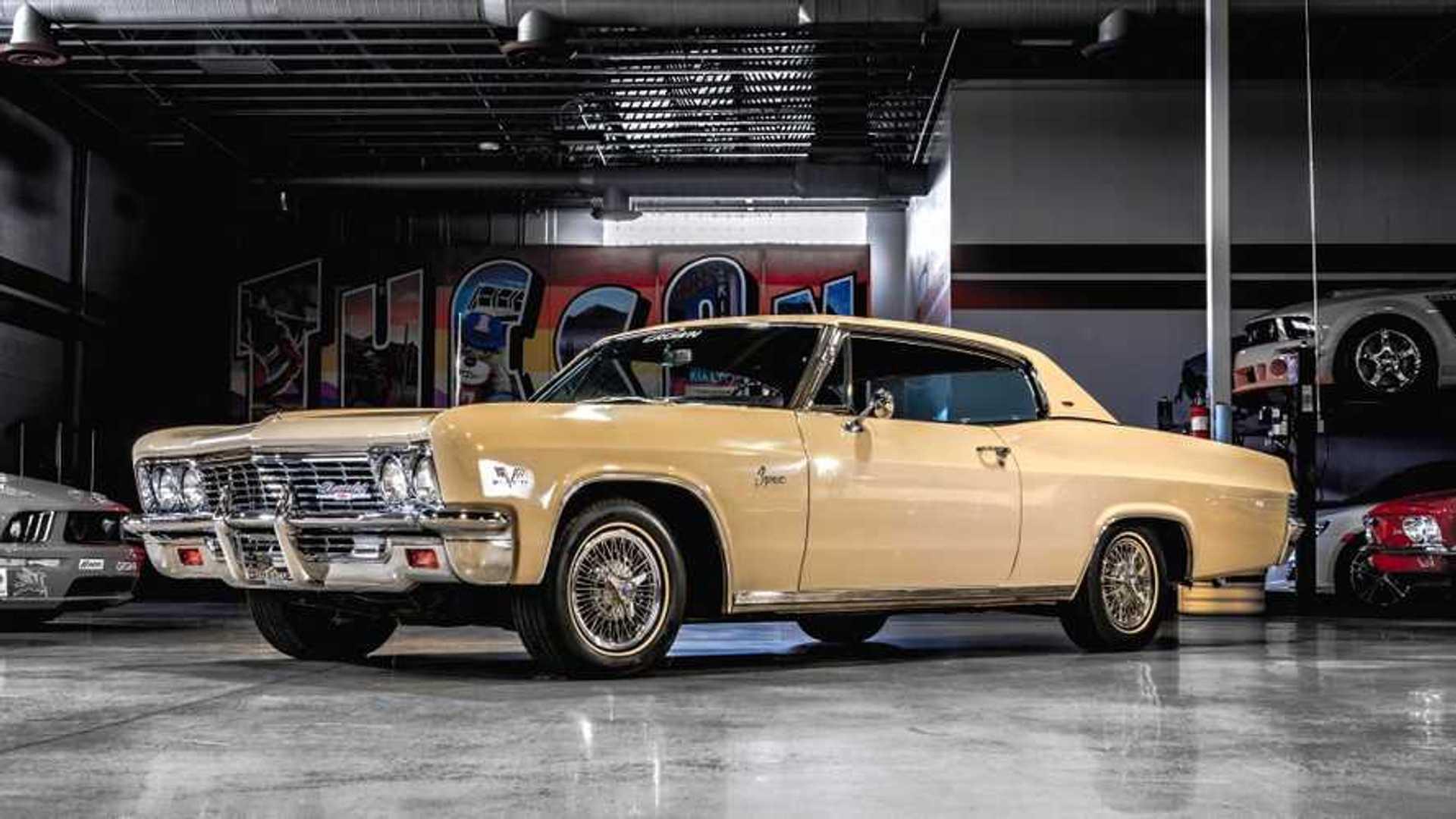 "[""A Perfect Example 1966 Chevrolet Caprice Custom""]"