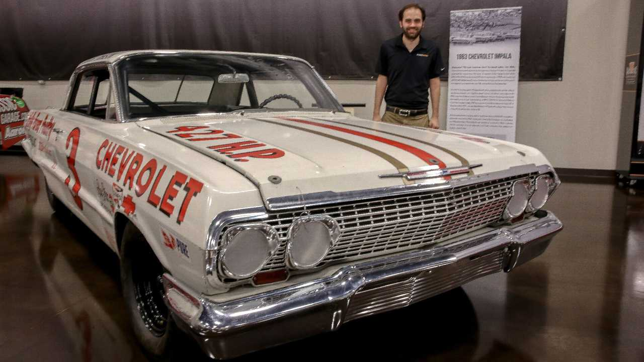 Speed Digital Motorious Team Celebrates National Collector Car Appreciation Day