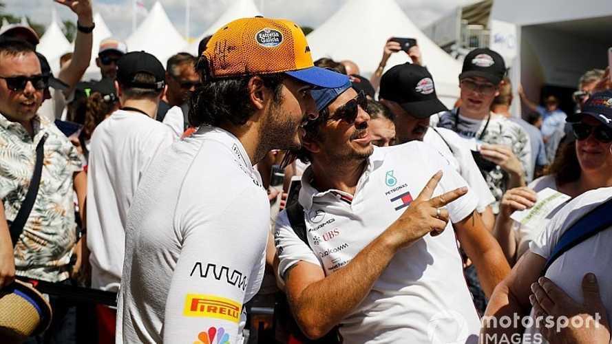 """Sainz: """"Creía que estaba claro que firmé dos años con McLaren"""""""