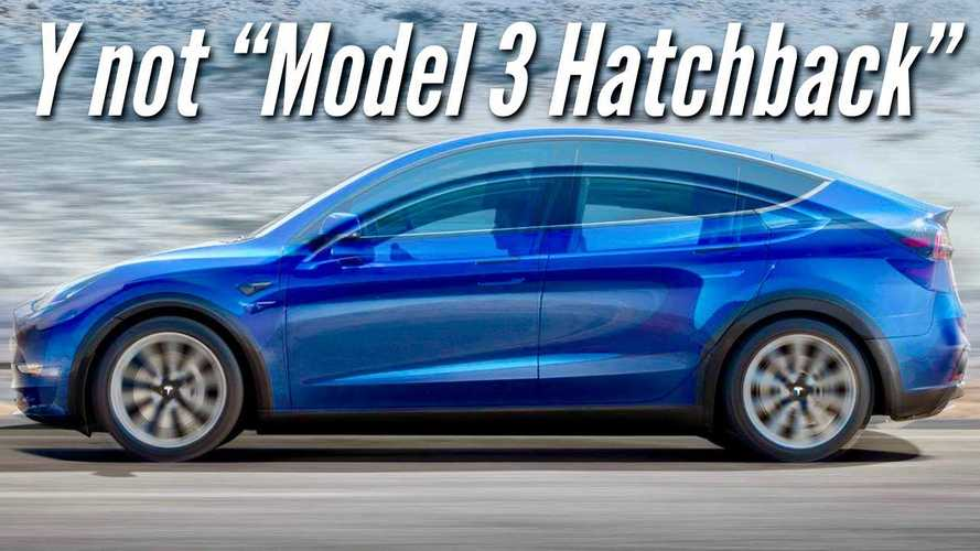 Why Tesla Model Y And Not Tesla Model 3 Hatchback? Video