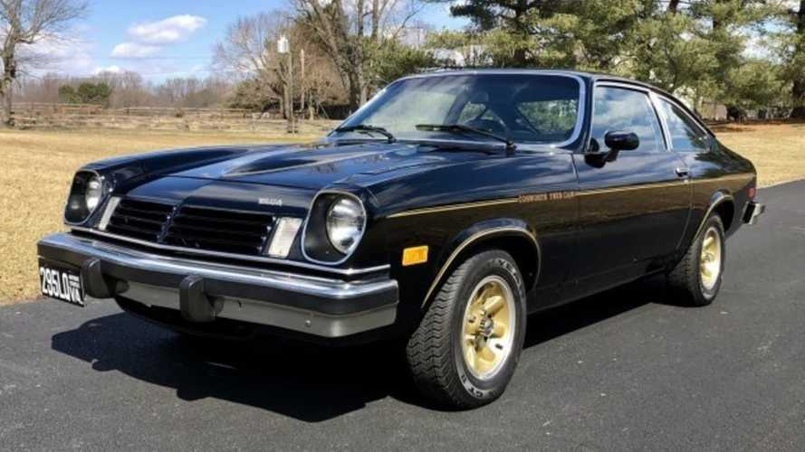 This Chevrolet Cosworth Vega Was America's Hot Hatchback Coupe