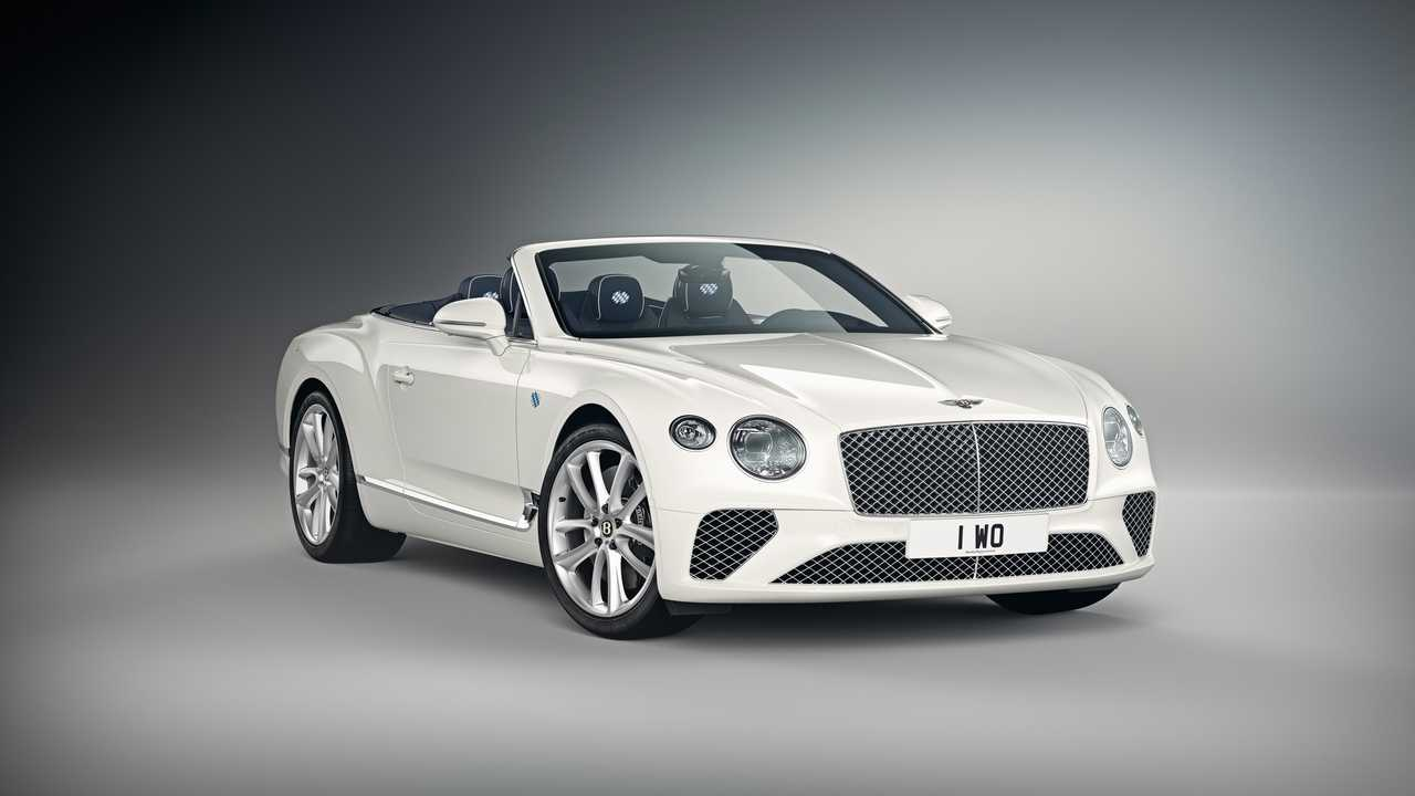 Bentley Continental GT Convertible Bavaria Edition by Mulliner