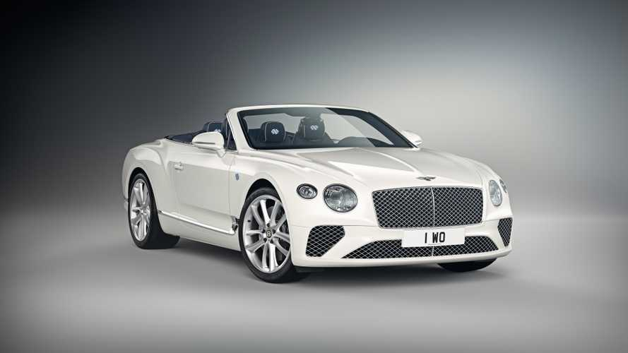 Bentley Continental Convertible Bavaria Edition, omaggio tedesco