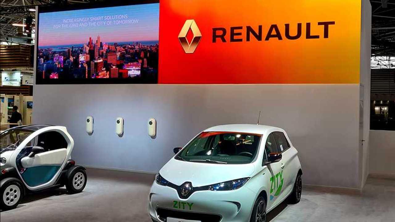 Renault EVs