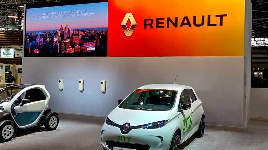 Renault Selects The New Motion As The Preferred Charging Partner