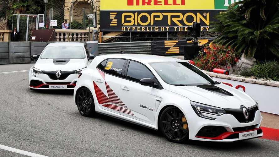 Renault Mégane R.S. Trophy-R - Nous l'avons approchée à Monaco (Partie 1)