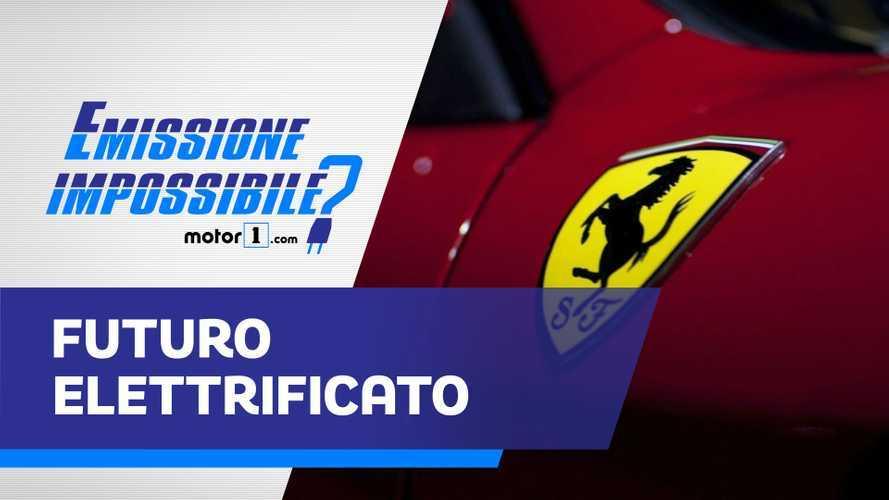 È arrivato il momento della Ferrari ibrida