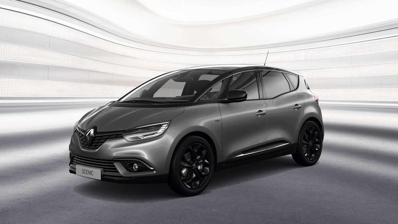 Renault Scénic Black Edition (2019)