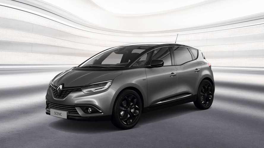 Renault Scénic und Grand Scénic als Sondermodell Black Edition