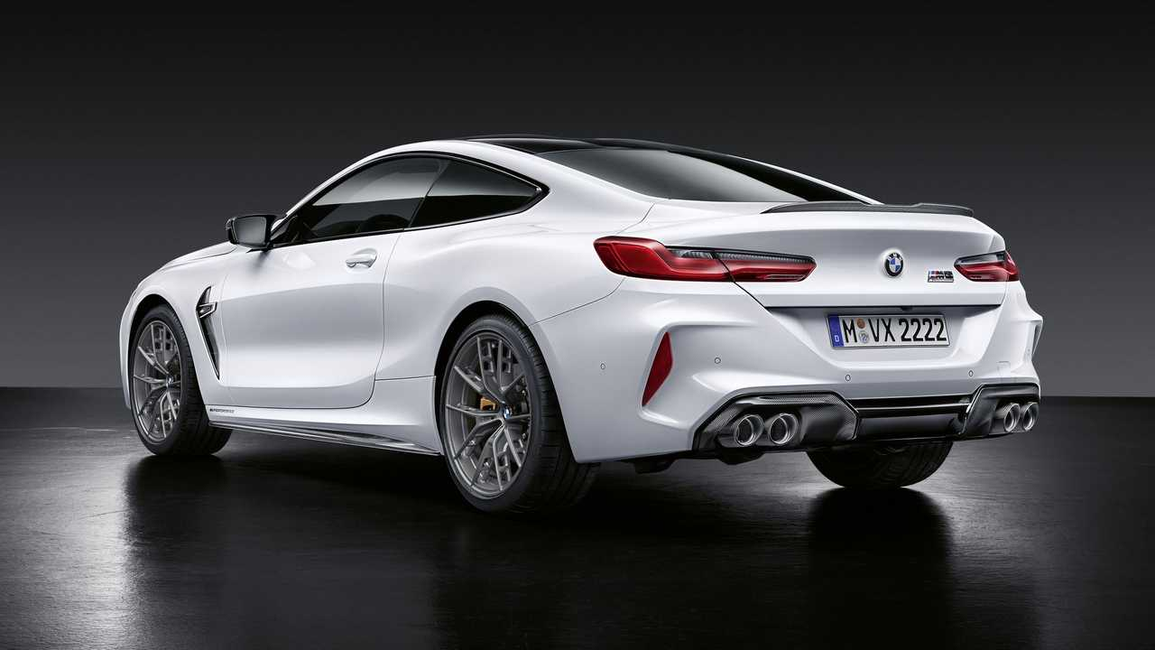 BMW M8 M Performance