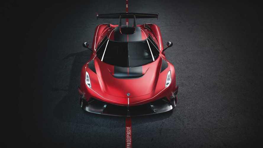Les prix délirants des options de la Koenigsegg Jesko