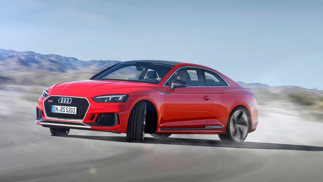Audi RS 5 Coupe (2017)