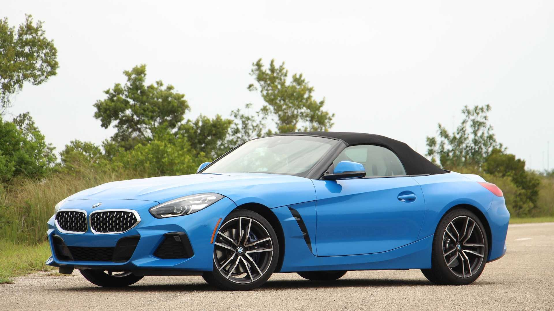 Bmw Z4 Cheaper To Lease Than Toyota Supra Despite Higher