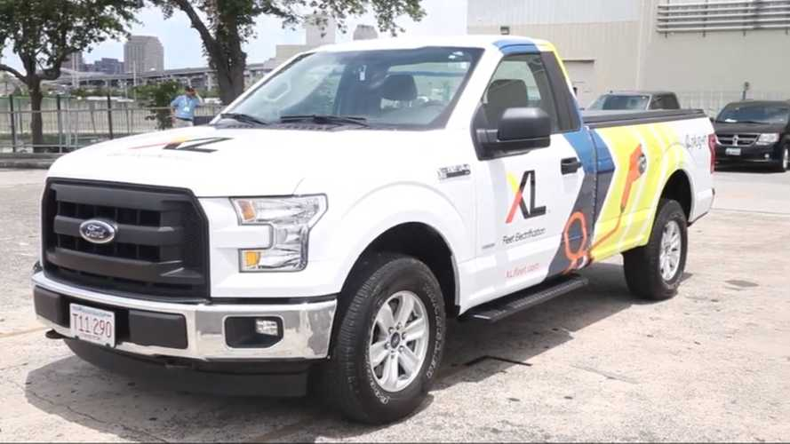 XL Fleet Turns Ford F-150 Into Plug-In Hybrid For $9,000