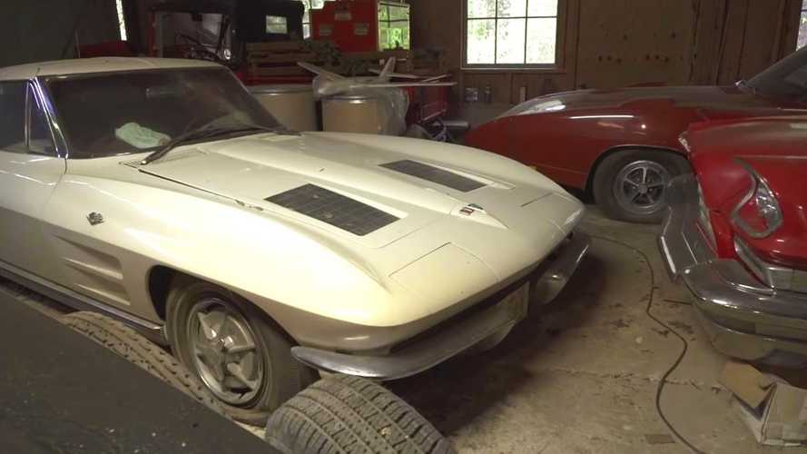 Hagerty Unearths The Ultimate Classic Car Barn Find