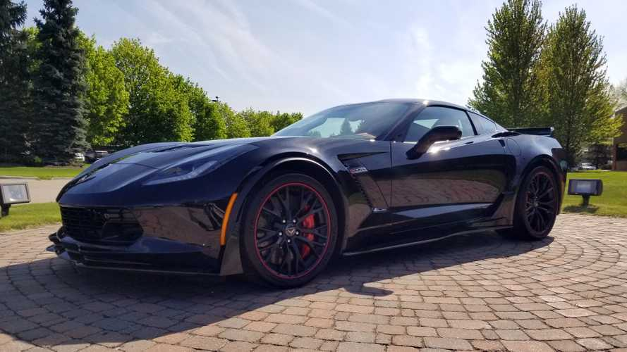 Last C7 Chevrolet Corvette Headed To Barrett-Jackson In June