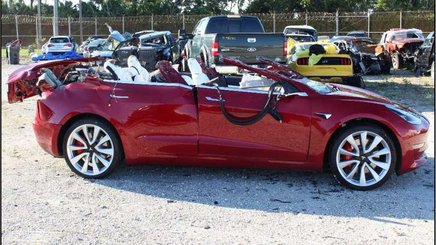 NTSB: Tesla Autopilot Was On When Model 3 Hit Semi Resulting In Death