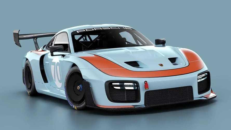 Porsche 935 liveries