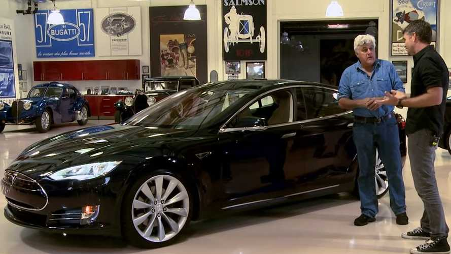 This is why Jay Leno drives a Tesla