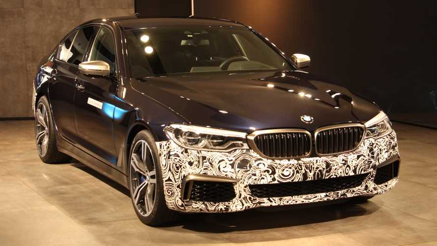 BMW 5 Series Electric Experimental Vehicle Packs 7,375 LB-FT [UPDATE]