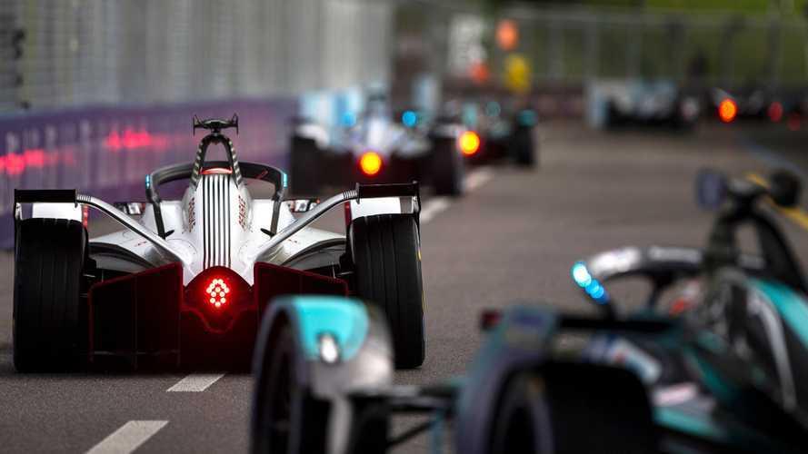 La grille de départ de l'E-Prix de Suisse