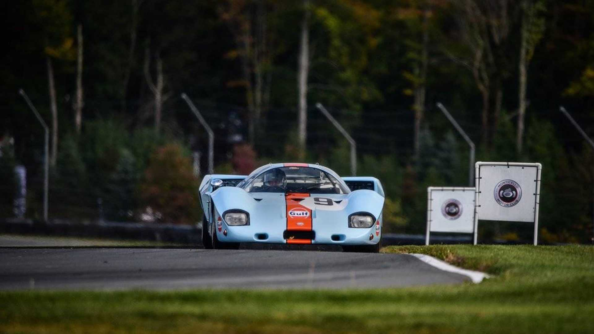 "[""Own A Piece Of Racing History With This 1969 Gulf Mirage M2""]"