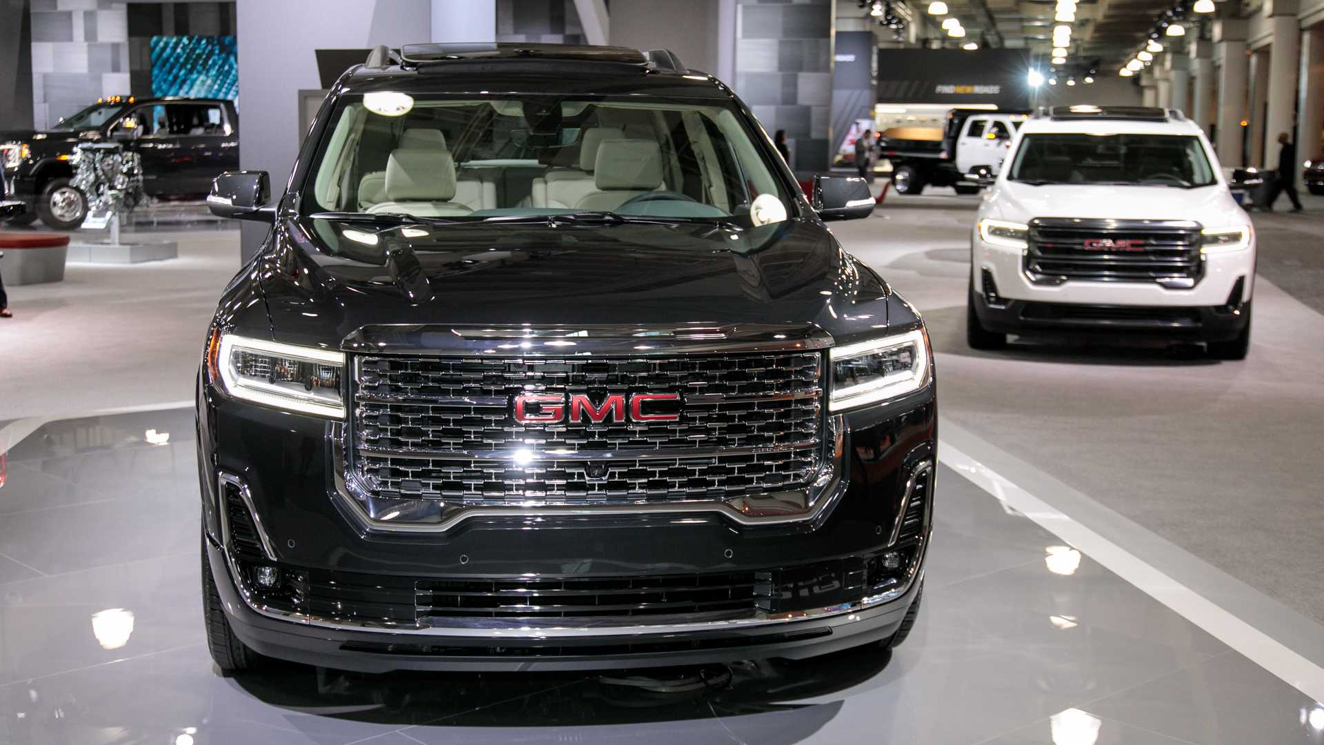 2020 Ford Explorer Vs 2019 Gmc Acadia How They Compare Top Speed