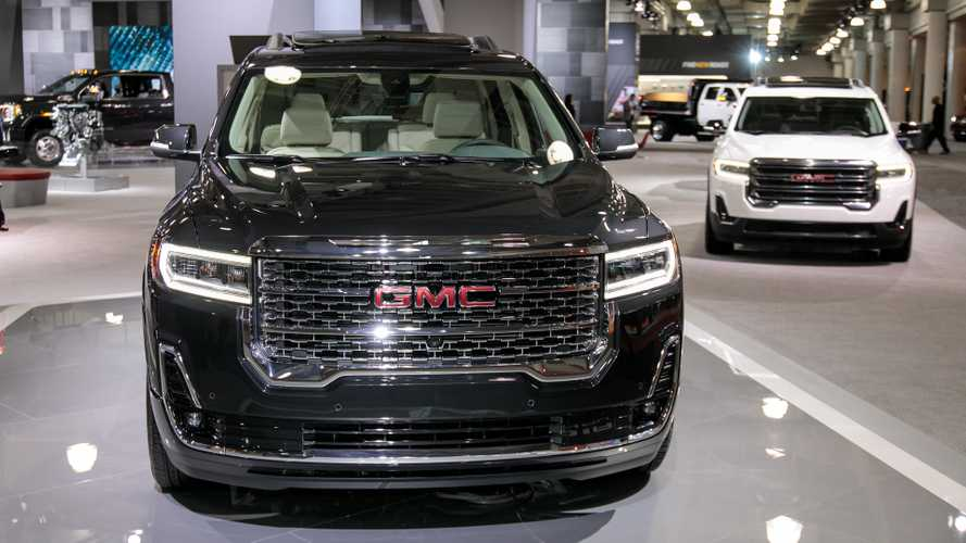 2020 GMC Acadia Live Photos 5 of 49 | Motor1.com Photos