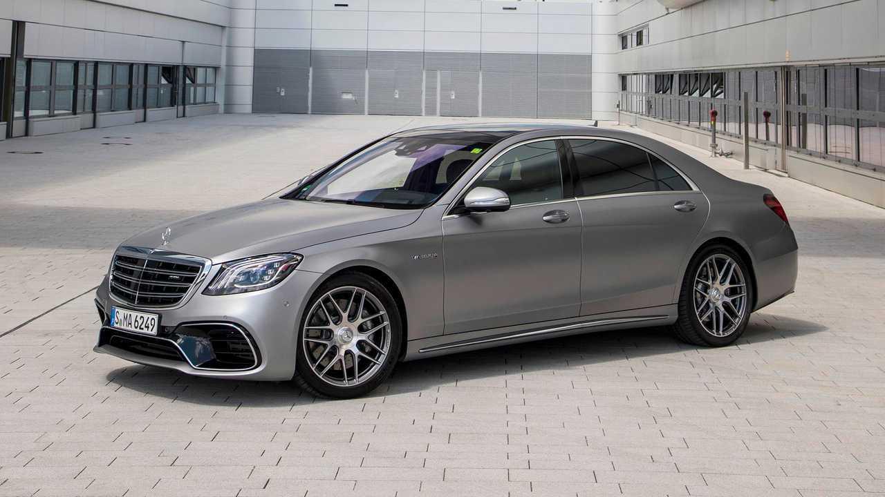 4. Mercedes-Benz S-Class – 41.6 days on market