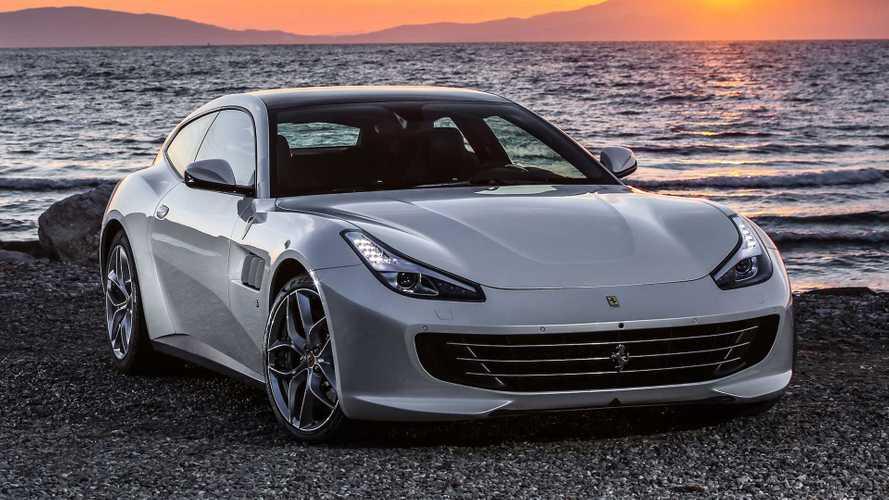 Ferrari Utility Vehicle Idea Fuels Imagination: Rugged GTC4Lusso [UPDATE]