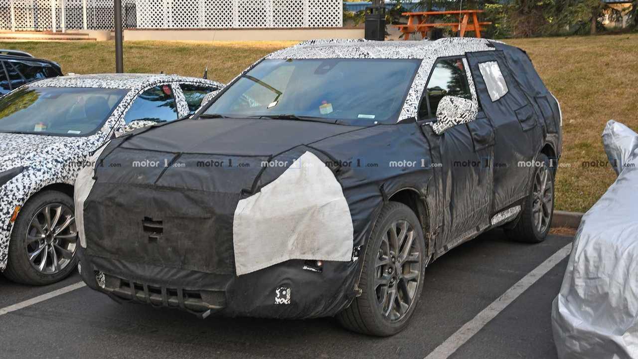 Chevrolet Blazer Three Row