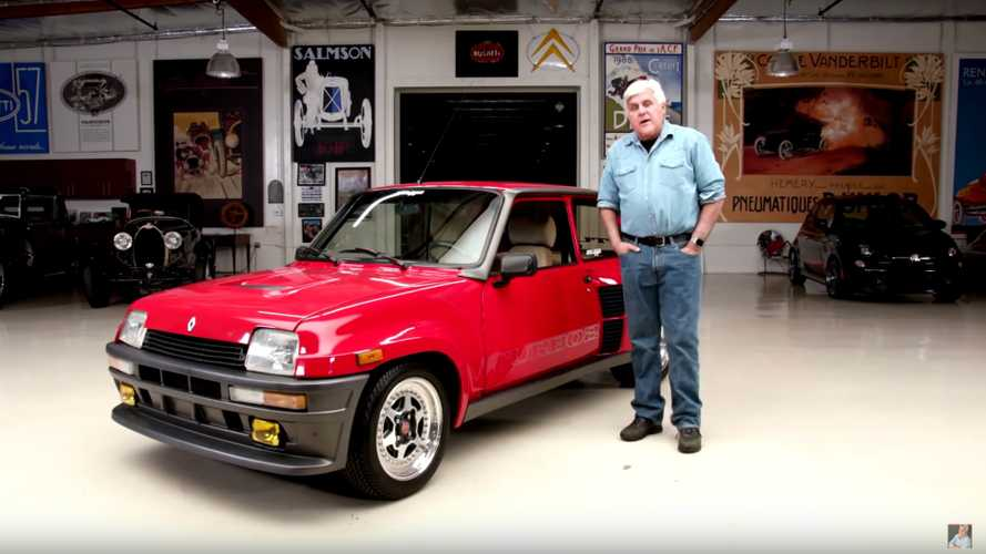 Jay Leno Drives The Iconic Renualt 5 Turbo 2