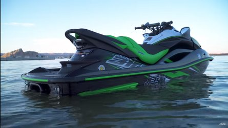 Jet Ski Vs Superbike: Battle of the Supercharged Kawasakis