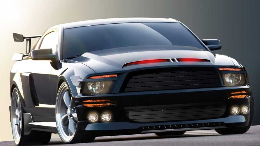 How Knight Rider's KITT Became A Mustang