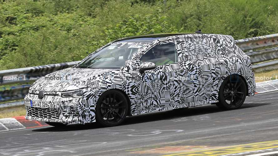 Next-Gen VW Golf GTI Spied For The First Time [UPDATE]