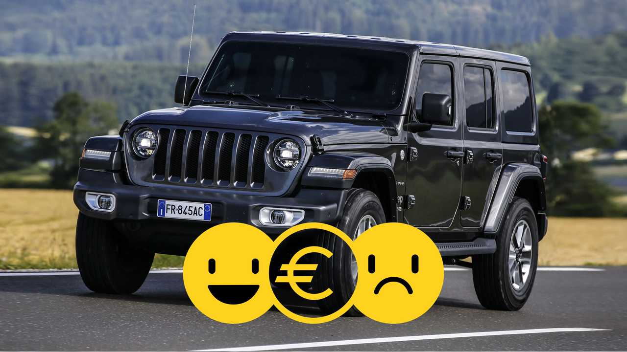 Copertina 2 Promo Business Revolution: Jeep Wrangler