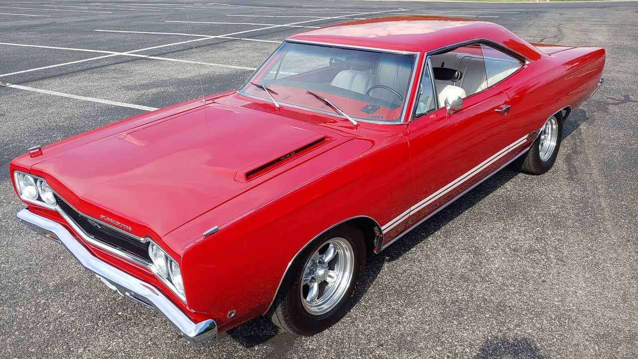 Matador Red Looks Stunning On This 1968 Plymouth GTX