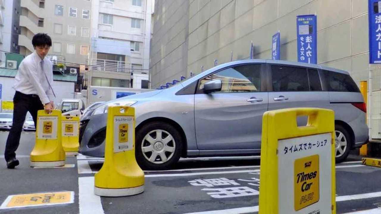Copertina Car sharing, è boom in Giappone ma non per guidare