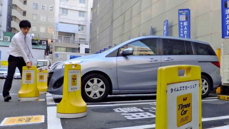 Car sharing, è boom in Giappone ma non per guidare