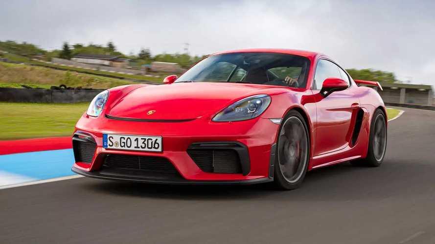 2019 Porsche 718 Cayman GT4: First Drive
