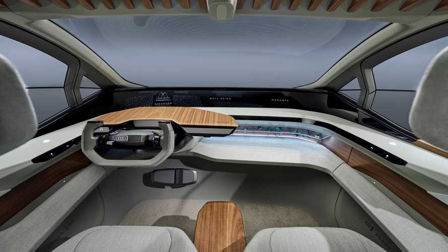 Cosa c'è dentro un'Audi del futuro. L'anteprima al CES di Las Vegas