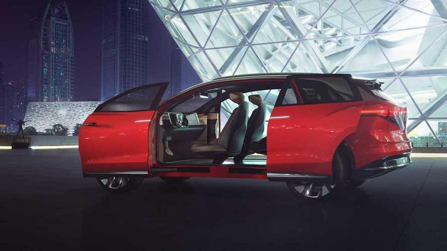 Следующим электрокаром VW может стать внедорожник