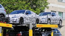 BMW 4 Series Coupe Spy Photos